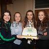 Bliania Durnan, Clarire Weir, Caoimhe McCreanor and Nicola Clendinning. R1634013