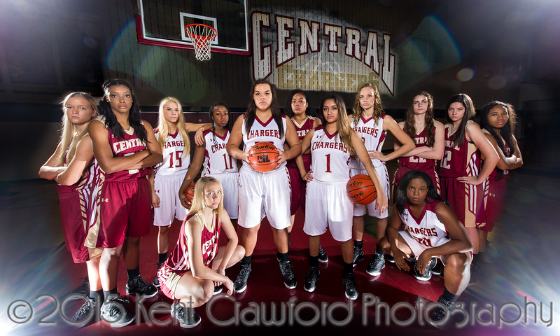 Lady Chargers BB Banners 2015