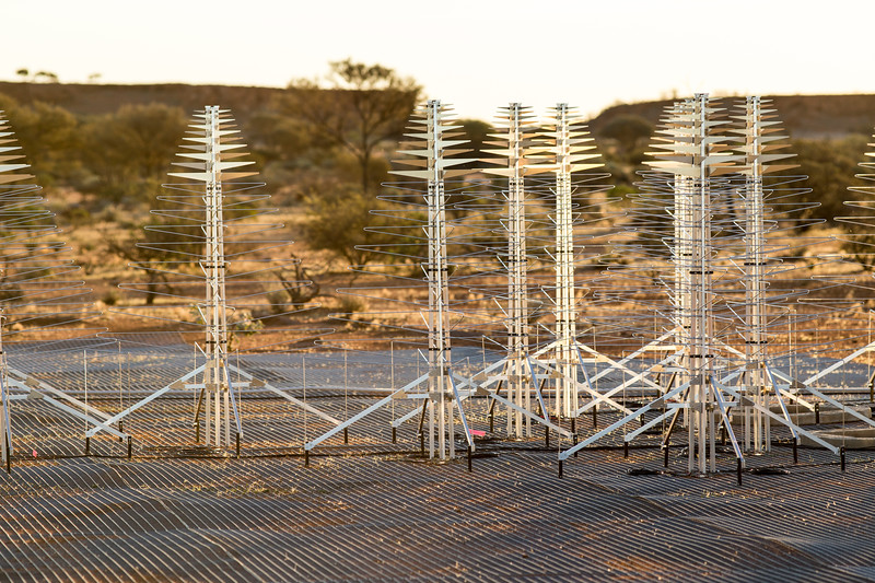 SKALA antennas belonging to the Aperture Array Verification System (AAVS) 1.5