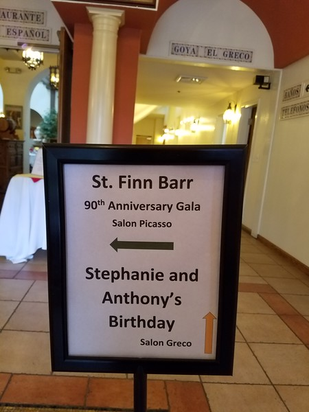 90th Anniversary Gala - Patio Español