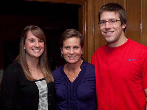 Julie, Tyler and Katie