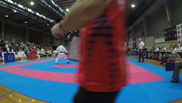 Male Cadet Open Kumite