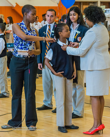 Capital Prep Lower School Graduation