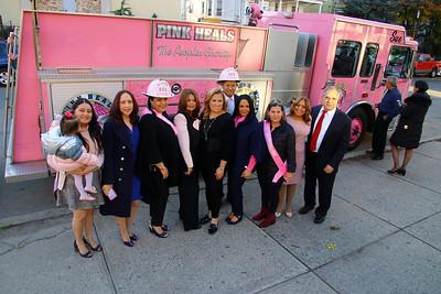 Pink Heals Bergen County - Making Strides 11-4-18