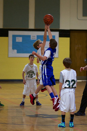 5th Grade Rockets Vs. Denville 122113