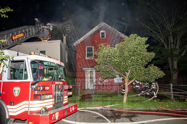 Hartford, Ct 2nd alarm 6/3/19