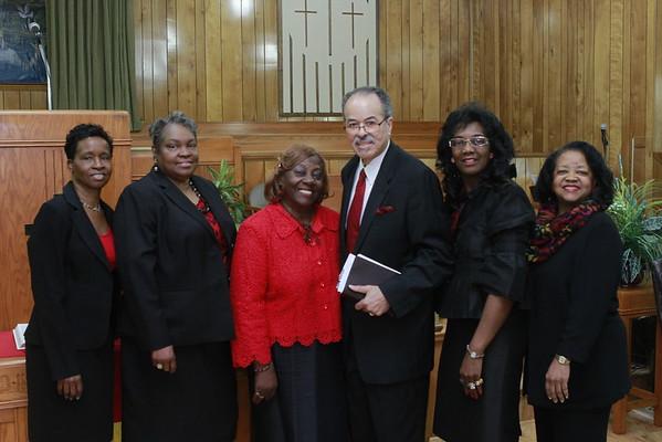 St.Mark MBC 105 Church Anniversary
