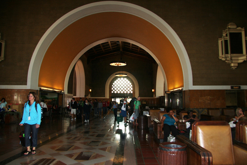 Union Station in Los Angles