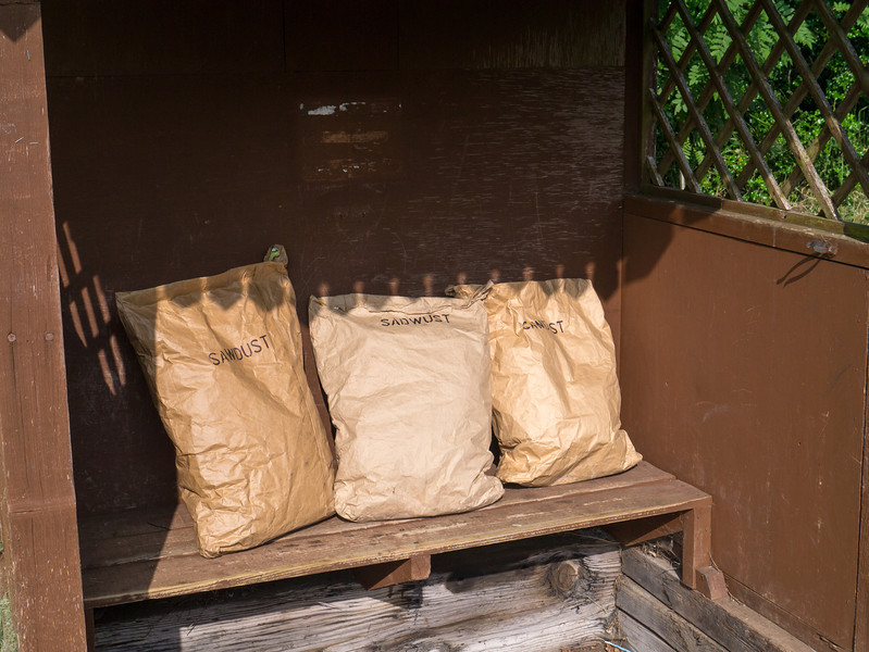 Sawdust to the mill