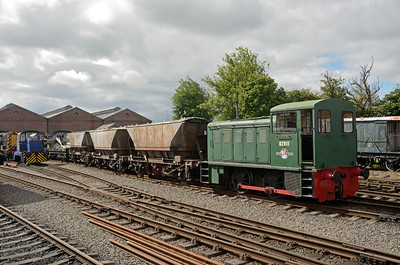 Chasewater Coal Train Day 2015