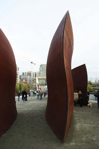Olympic Sculpture Park Opening