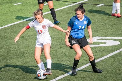 DHS Girls Soccer 09-26-2020