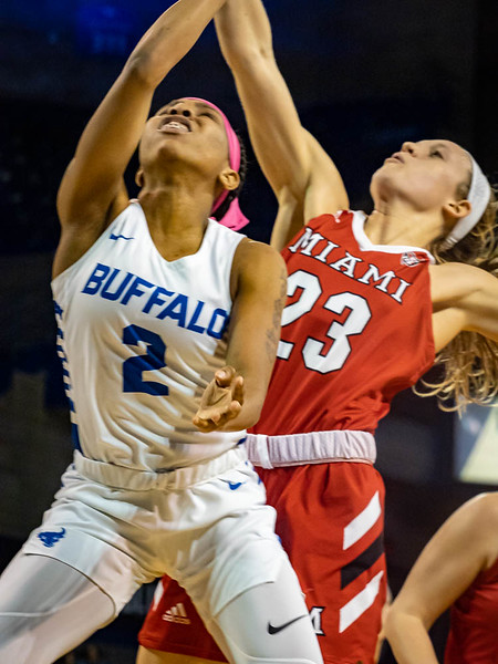 UB v Miami Women's Basketball