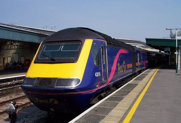 Dave's HST Travels