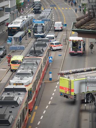 Accident Forchstrasse-Signaustrasse 20190607