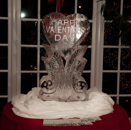 Valentines Day Red Ball 2012