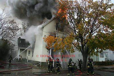 Lynn, MA - 2nd Alarm, 9 Norton Street, 11-20-07