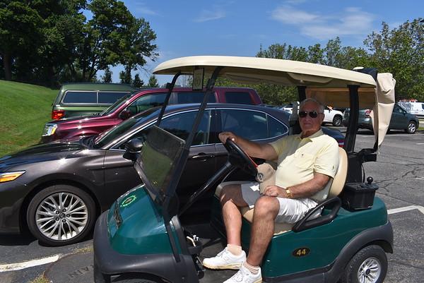 20th Annual Open Golf Tournament