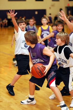 Junior Varsity League Games 12/1/2007