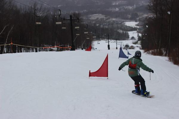 CDR Snowboarding Regional 2018