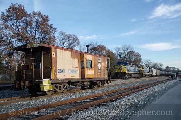CSX Transportation Kingsport, Tennessee November 22, 2014