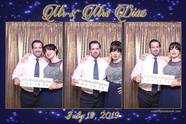 7 19 19 Melanie and Robert