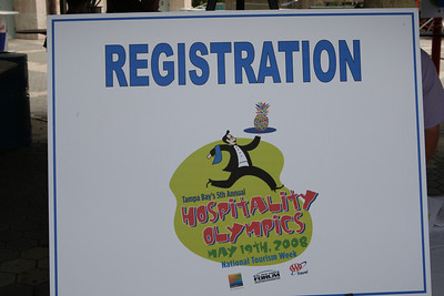 Tampa Bay's  5th Annual Hospitality Olympics