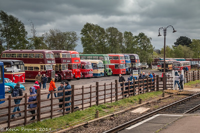 Bus and Train Event 2019