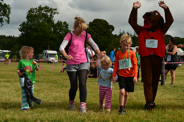 New Forest 10 miles - 13th July