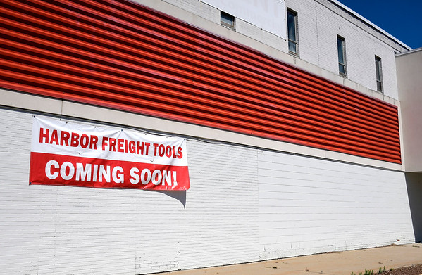 4/15/2020 Mike Orazzi | Staff Harbor Freight Tools will open a new store in the old Staples building on Route 6 this summer.