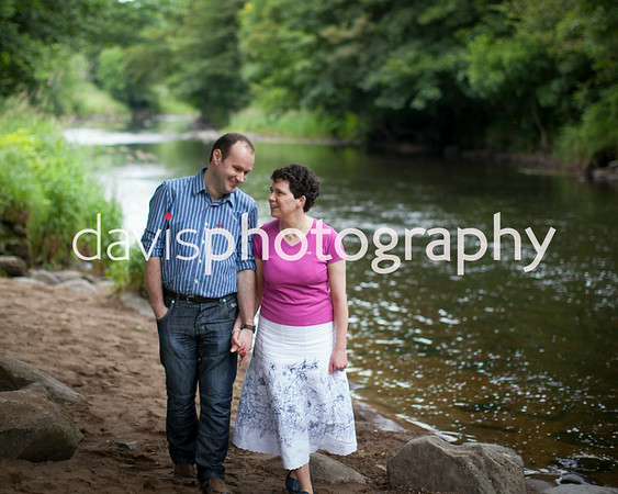 Hilary & David Pre Wedding Shoot