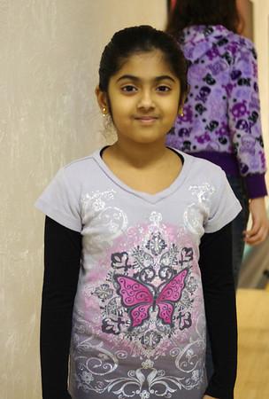 Julia's Birthday 2011