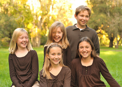 Johnson Family Gallery- Thanksgiving 2009