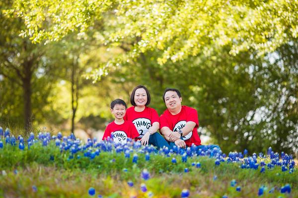 Karen and Boon Family
