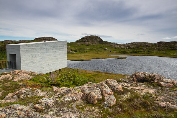 Bridge Studio, Fogo Island