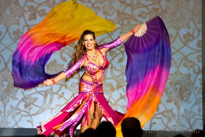 Austin Belly Dance Convention 2012 - Saturday Show