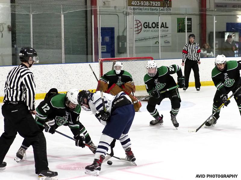 Okotoks Oilers  VS Foothills Bisons Midget AA Dec8 (34).jpg