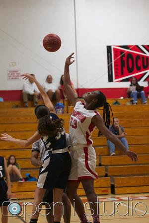 2013 Girls MS Basketball