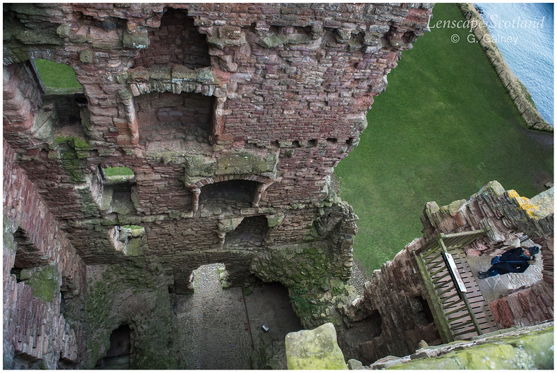 Tantallon Castle, North Berwick (3)