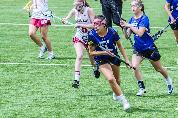Lacrosse Varsity Girls' 2017