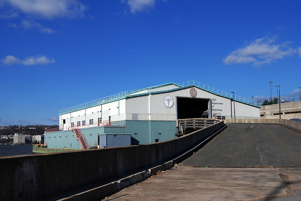 Marine Transfer Waste Station