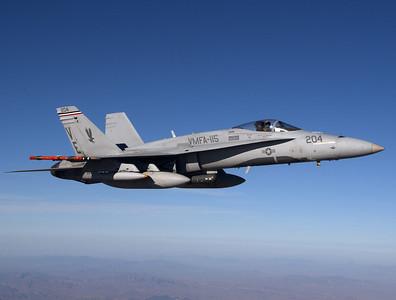 """F/A-18 """"Hornet"""" (USMC)"""