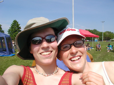 OFSAA Track Windsor'03