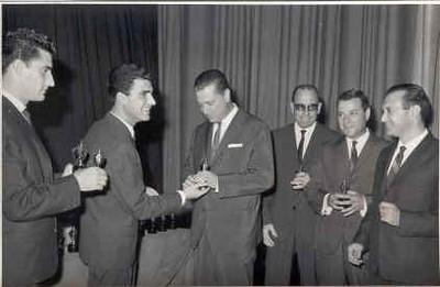 Taça Miniatura Firmino, Santos Sousa, Arruda, António Rocha, Mendonça e Teixeira