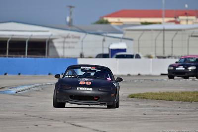 SCCA CFR Majors Sebring - 2020