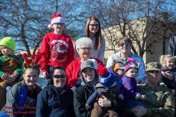 Pleasant Hope Christmas Parade