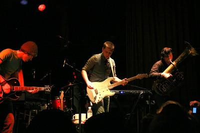 NeedToBreathe Concert at Beachland Ballroom, Cleveland