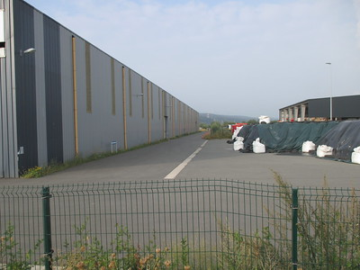 18-08-21 - Hall de stockage - Photos
