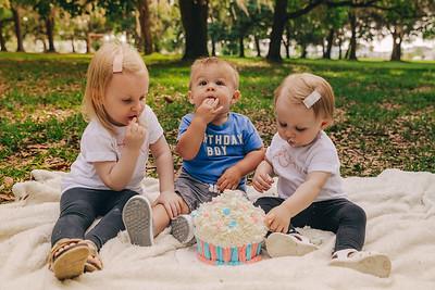 Rothman Cake Smash 4/23/21