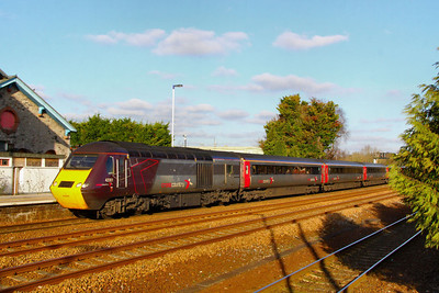 2012 - Crosscountry Trains